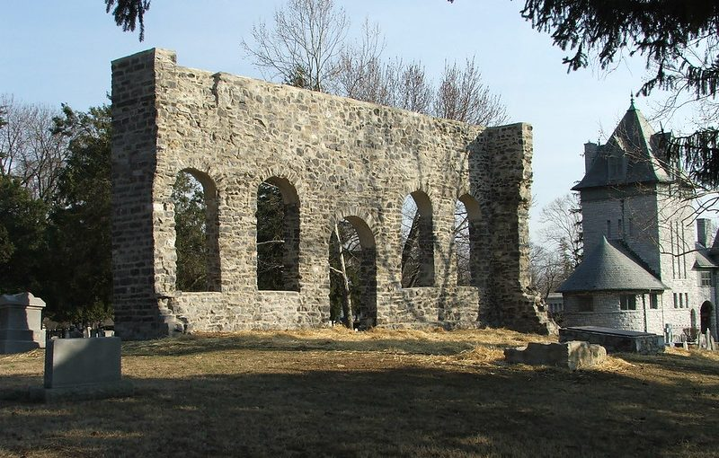 Pledge to the Lutheran Church Wall Preservation