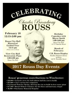 2017 Rous Day Poster
