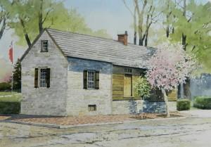 George Washington's Office