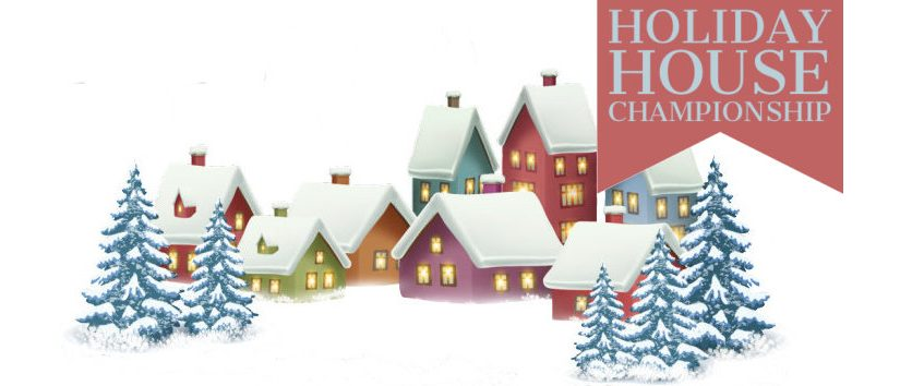 Holiday House Tour Championship: Quarterfinal Round 3 Voting