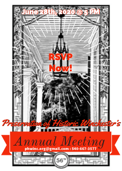 The Annual Meeting Is Sunday!