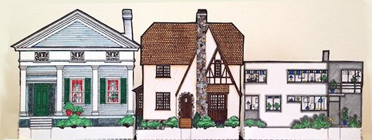 Color a House with PHW