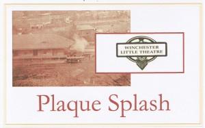 WLT Plaque Splash