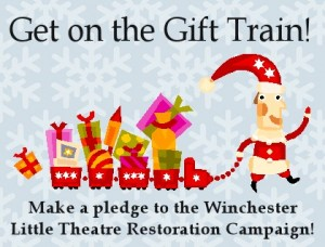 Get on the Gift Train!