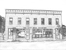 205-213 N.  Cameron Street, the City Meat Building